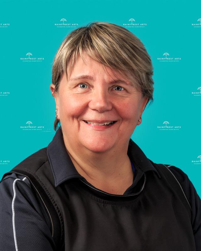 Chrissy Kemppi – Secretary and Maintenance