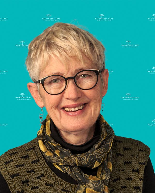 Diana Durrand – Featured Artist Coordinator