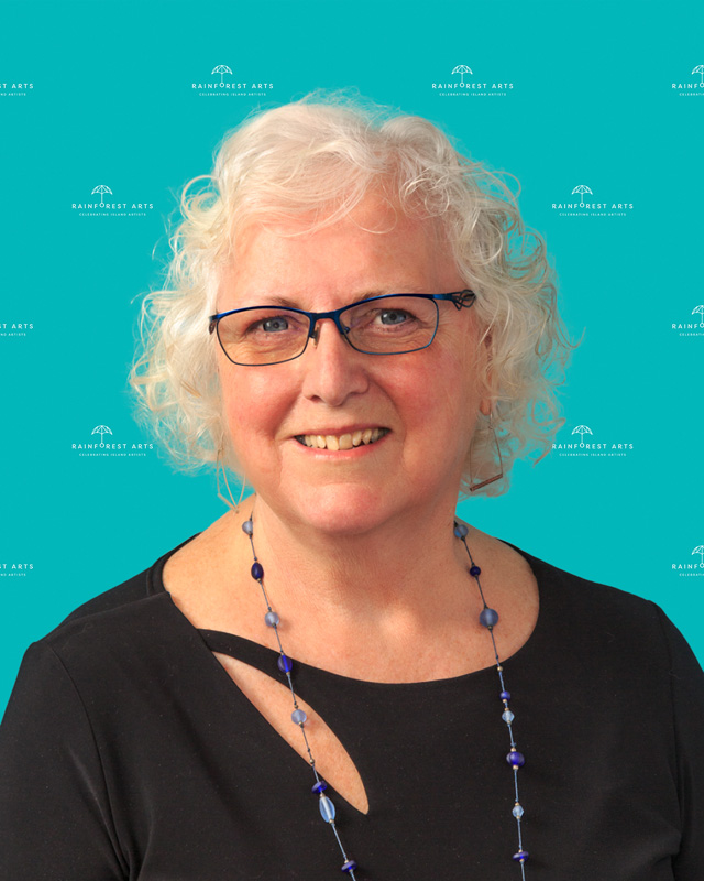 Peggy Grigor – Committee Chair, 3D Arts Coordinator and Display
