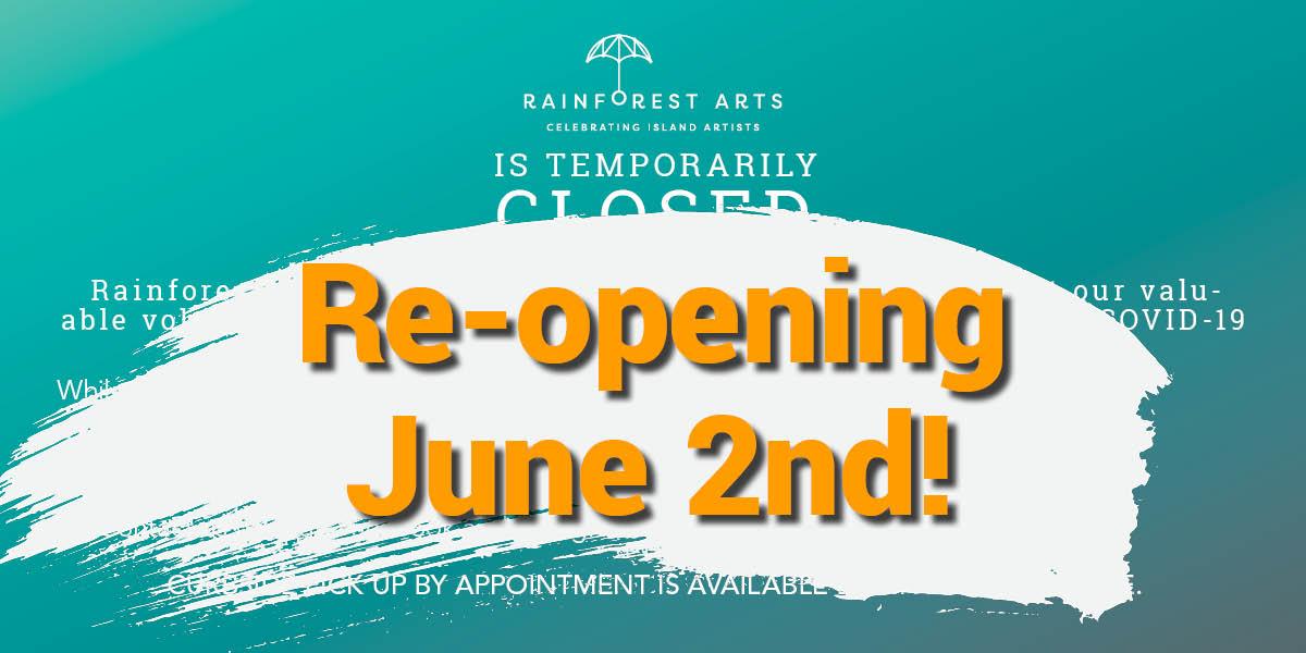 RFA Re-opening June 2, 2021