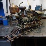 Mechanical #3, © 2020, Wayne & Kathy Enslow