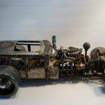Mechanical #1, © 2020, Wayne & Kathy Enslow